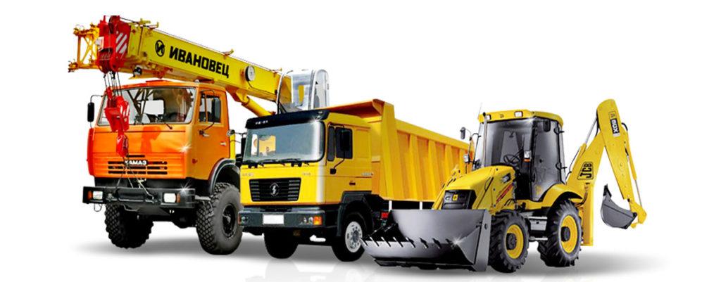 Эвакуаторы для грузовых авто, автобусов и спецтехники меньше 10 тонн